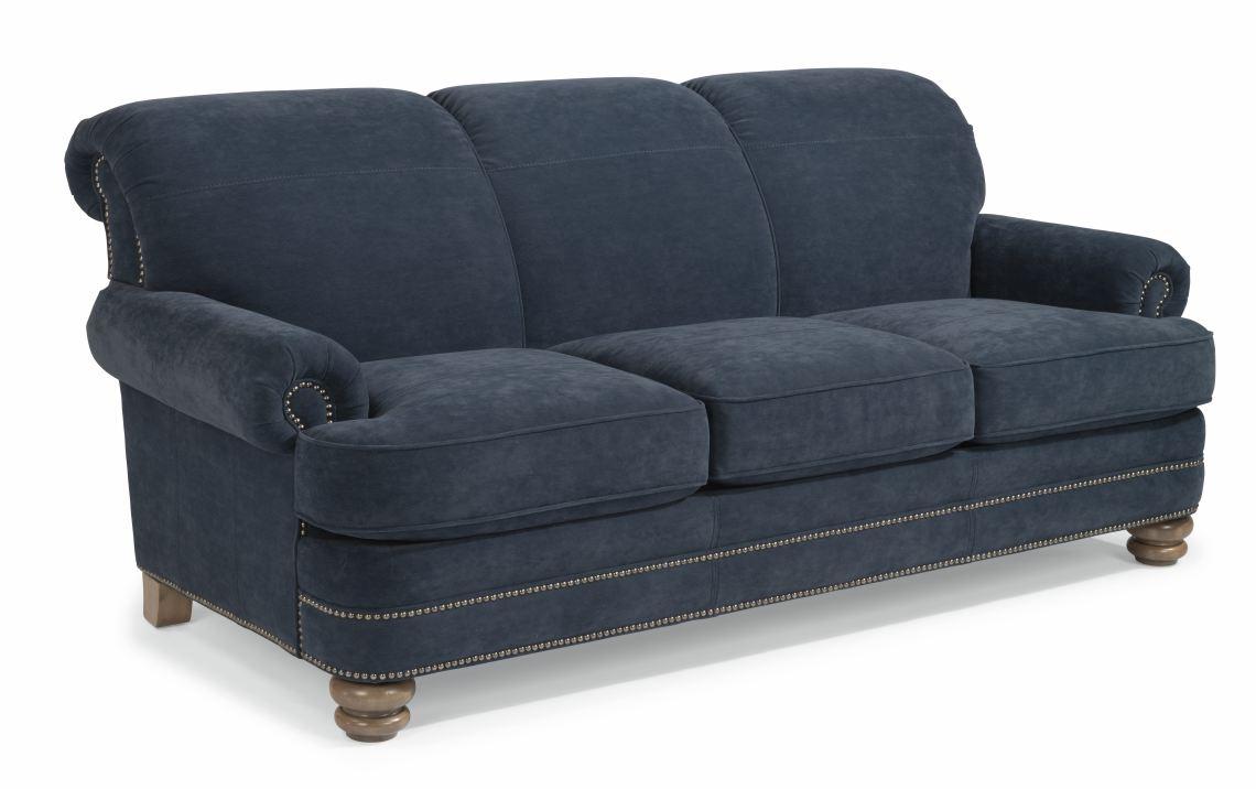 Flexsteel Living Room Sofa B3791 31 Rosso S Furniture Gilroy And Morgan Hill Ca