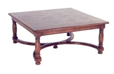 Chaddock CE1053 Living Room Bedloe Square Cocktail Table