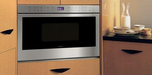 wolf kitchen 30 inch drawer microwave