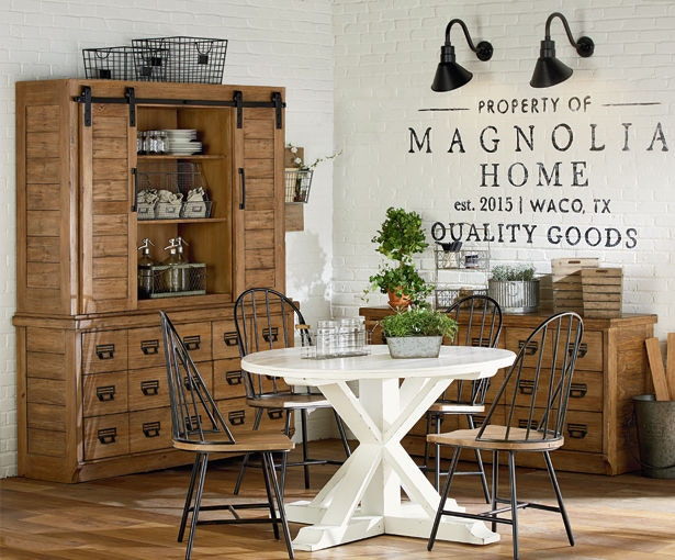 Magnolia Home By Joanna Gaines Dining Room Childers Round