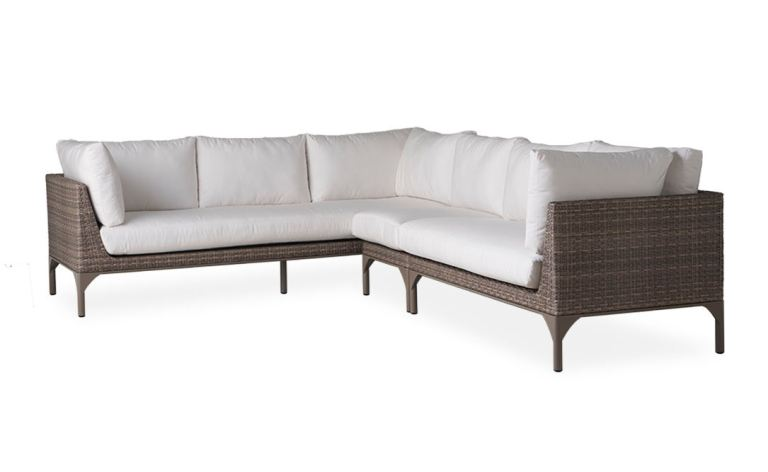 fh casual custom martinique sectional