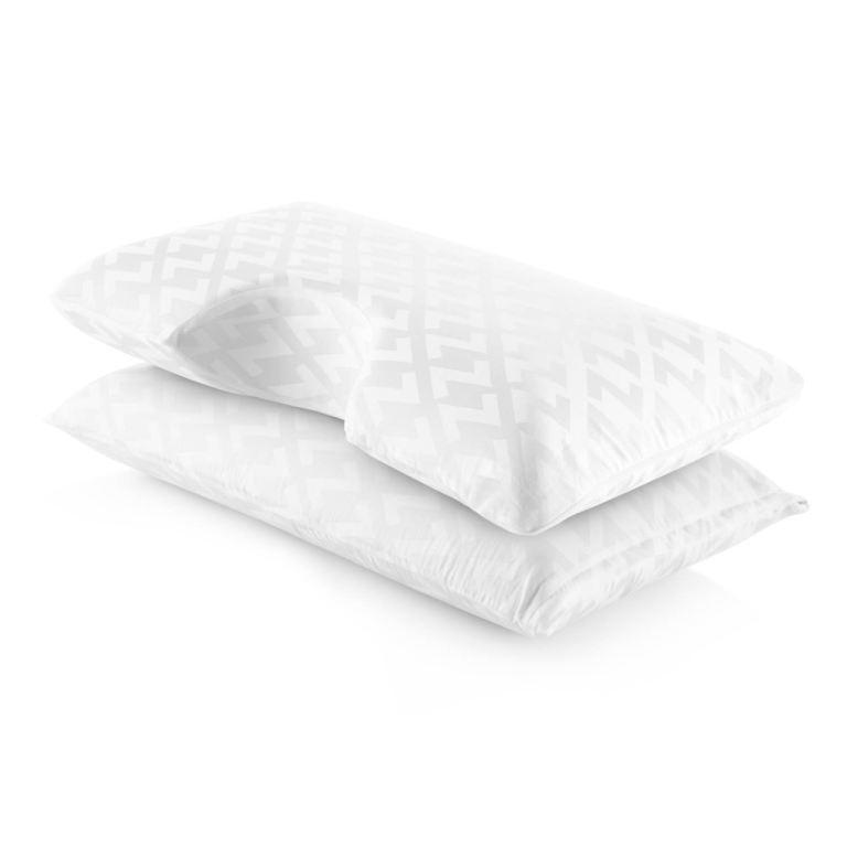 tencel pillow replacement cover queen shoulder
