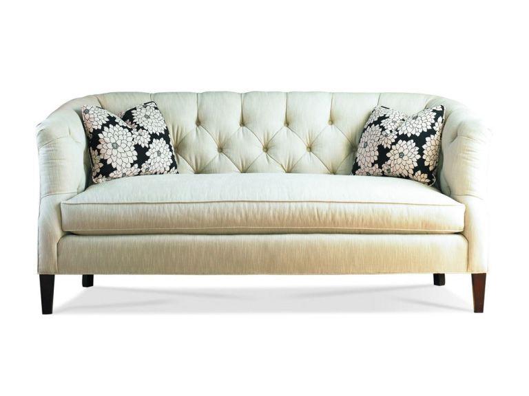 Sherrill Living Room One Cushion Sofa 3153 3 Sherrill