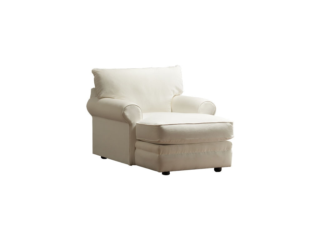 Klaussner Living Room Comfy Chaise Lounge 36300NP CHASE