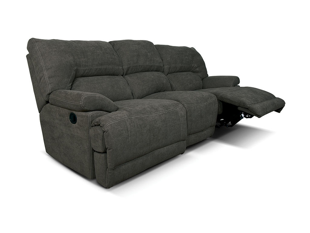 ez136 double reclining sofa ez13601