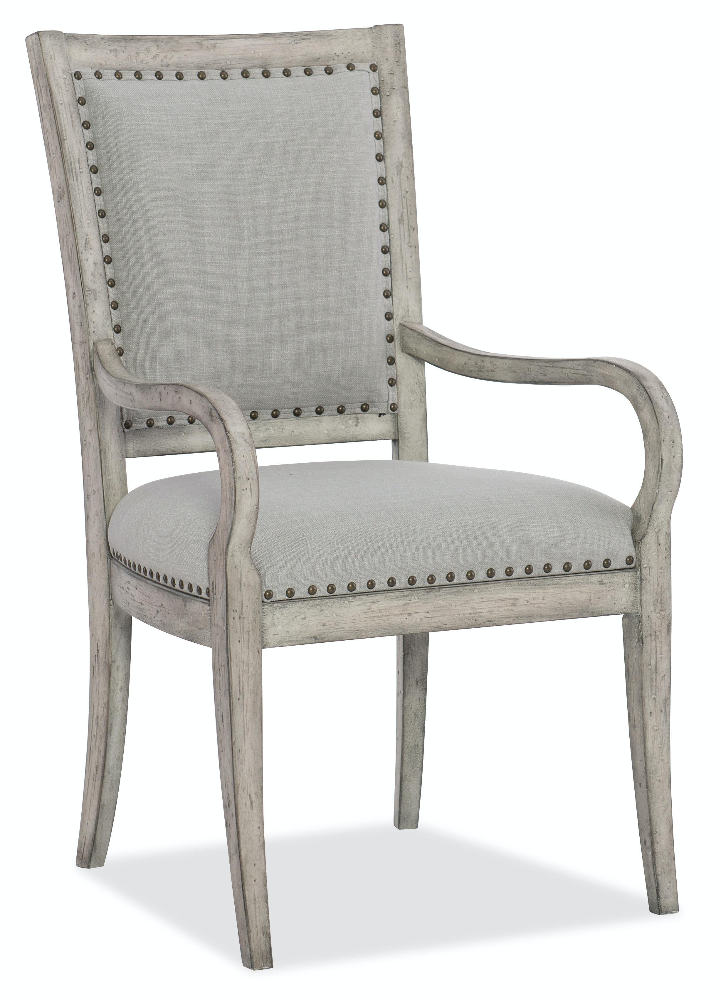 boheme vitton upholstered arm chair