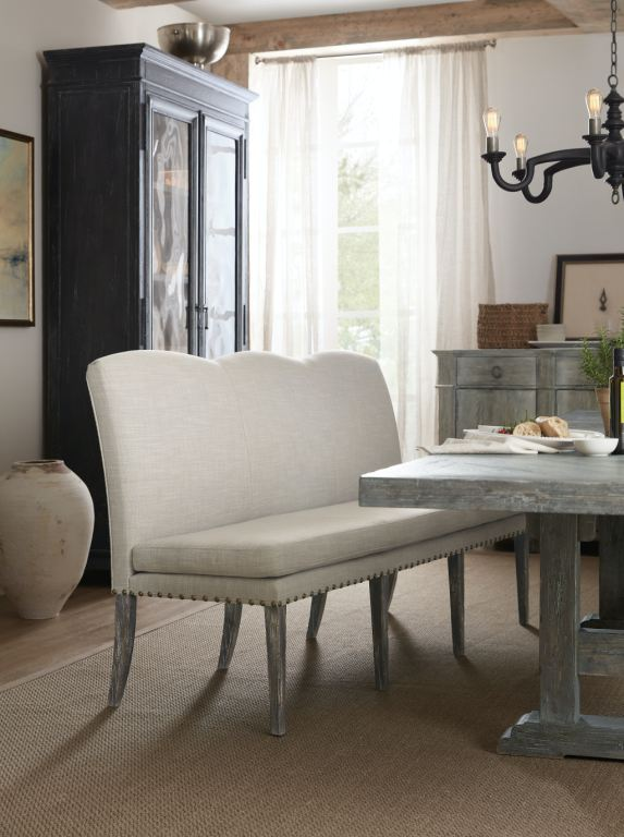 Hooker Furniture Dining Room Beaumont Upholstered Dining