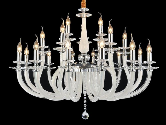 Aico Amini Innovations 21 Light Chandelier Lt Ch908 21opl
