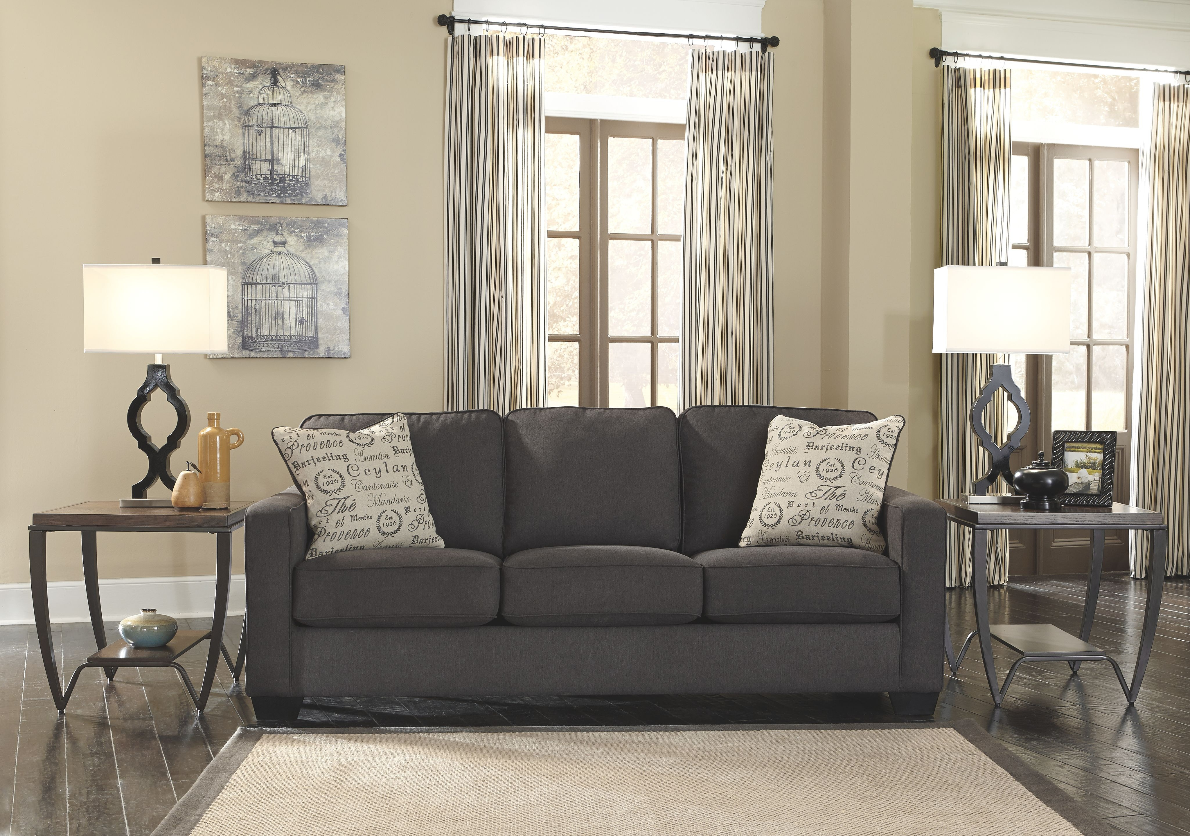 Signature Design by Ashley Living Room Sofa 1660138   Robinson s     Signature Design by Ashley Sofa 1660138