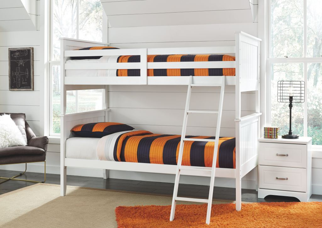 Signature Design By Ashley Youth TwinTwin Bunk Bed Panels