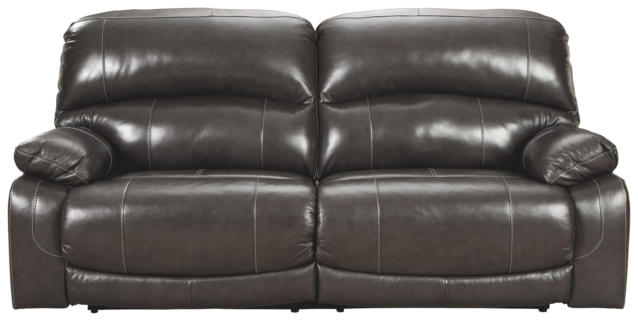 Signature Design By Ashley Living Room Hallstrung Power Reclining Sofa U5240347 Furniture Market