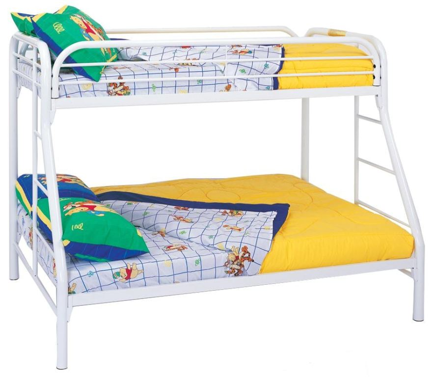 Coaster Youth Twin Over Full Bunk Bed 2258w Kensington Furniture Coaster Youth Twin Over Full Bunk Bed 2258w At Kensington Furniture And Mattress