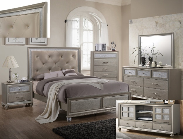 Crown Mark Bedroom Lila Chest B4390 4 Markson S Furniture