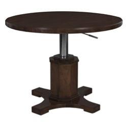hi lo cocktail table 8623