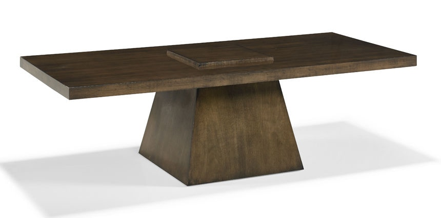 hickory white living room cantilever cocktail table hq90431 walter e smithe furniture design