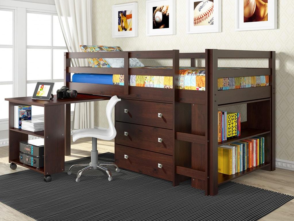 anthony twin low loft mattress free
