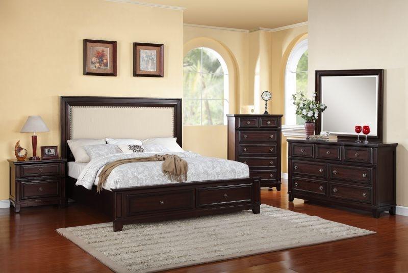 Elements Bedroom Harwich Queen Set Pillow Top Mattress Free