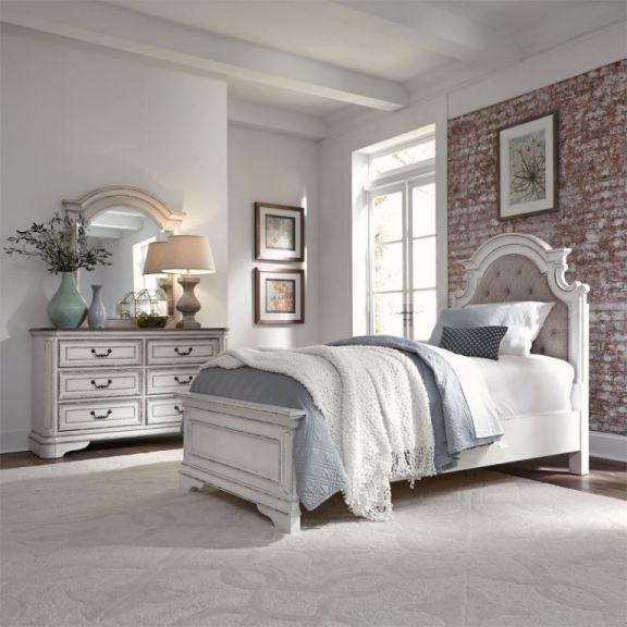 marlow twin bedroom set mattress free