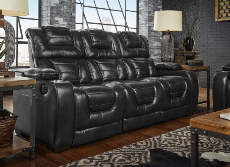 Leather Loveseat Sleeper Sofa