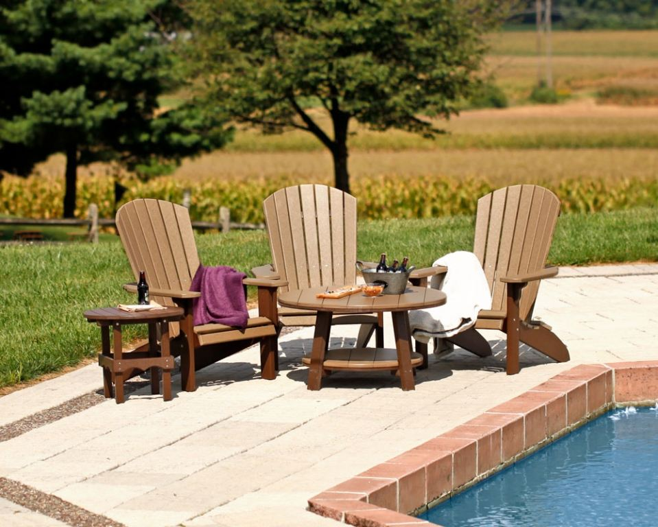 the leisure lawn collection offers maintenance free comfort for all your outdoor furniture needs