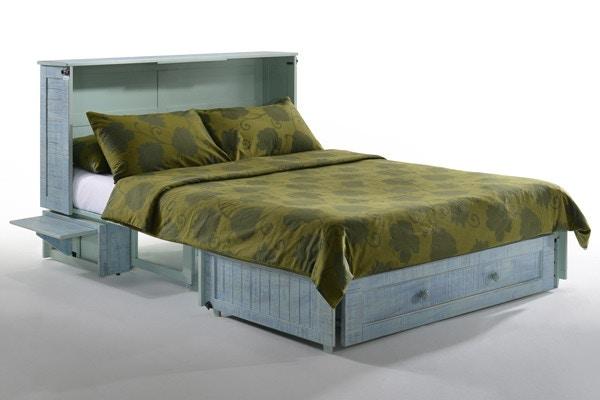 cabinet murphy bed poppy