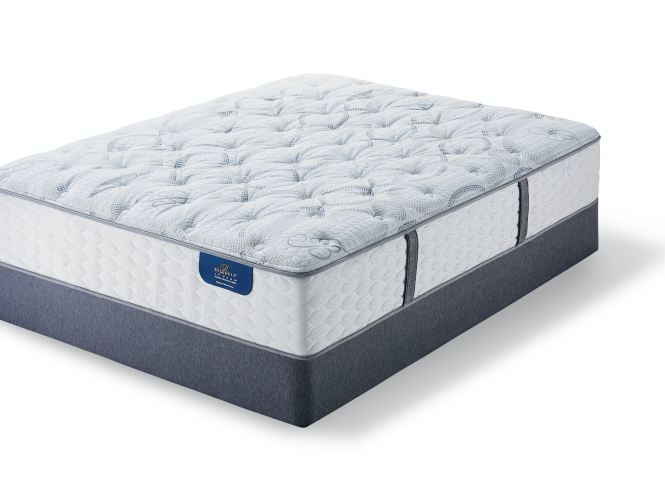 Perfect Sleeper By Serta Azzura Plush Twin Mattress 500787552 10