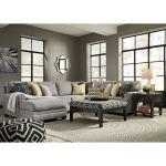 Ashley Cresson Sectional Portland Or Key Home Furnishings