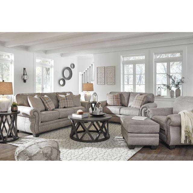 Ashley Olsberg Living Room Set 48701-38-35-20-14 ...