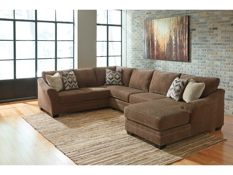 Signature Design By Ashley Living Room Justyna 3 Piece