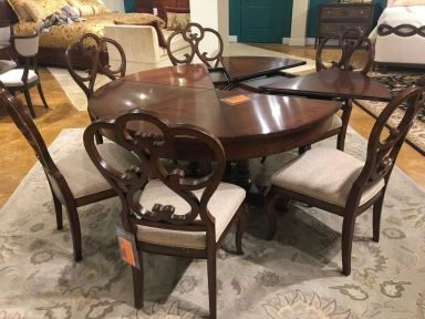 Dining Room Tables Furniture Hickory Furniture Mart In