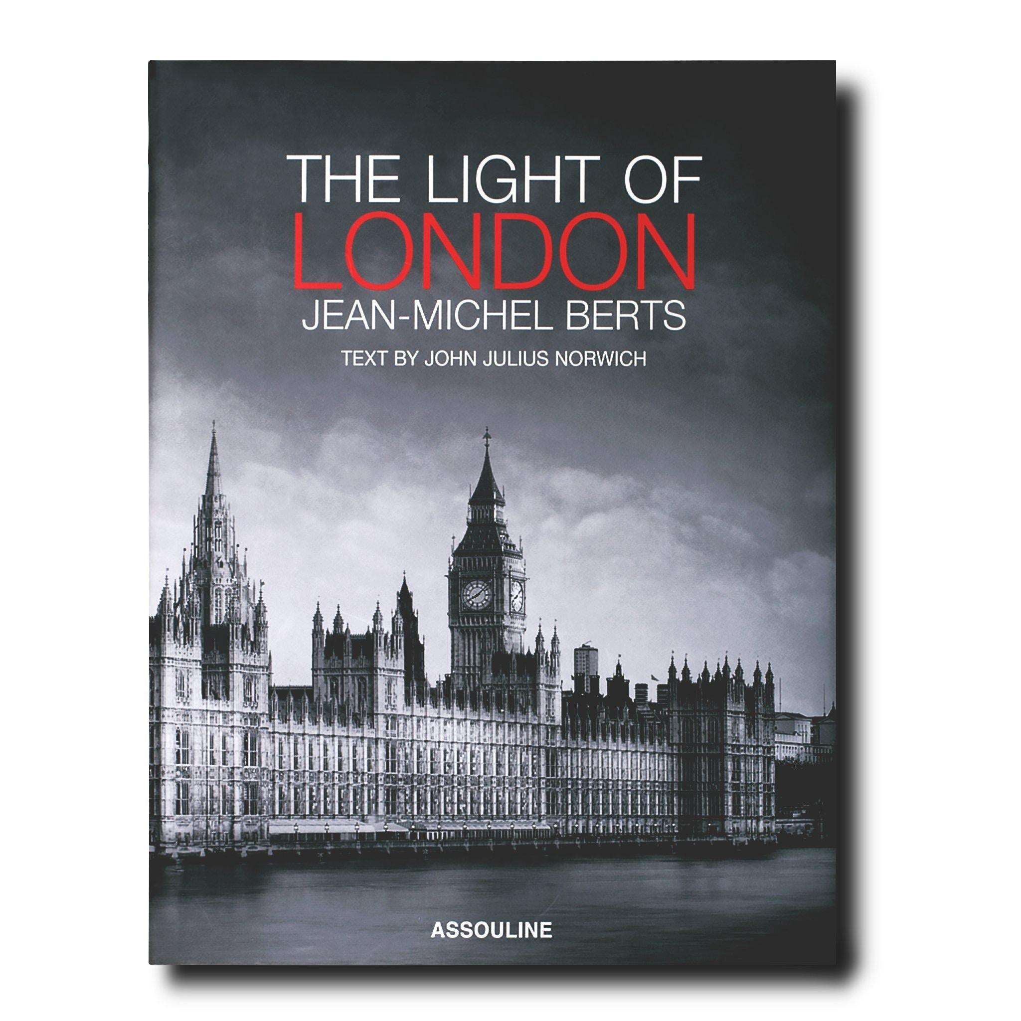 The Light Of London Coffee Table Book