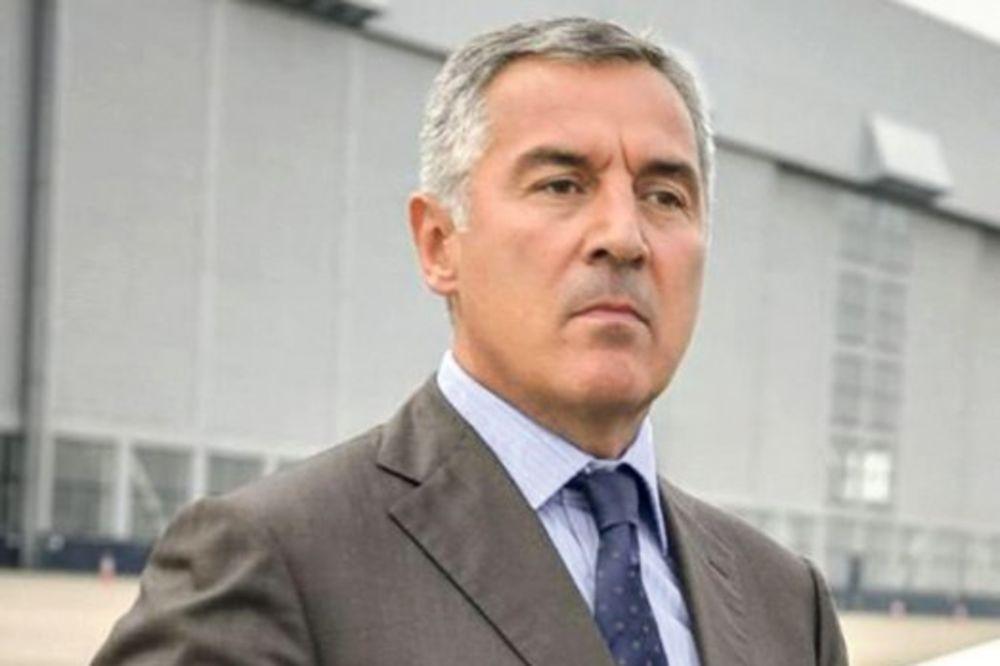Milo Đukanović, foto fonet