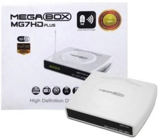 Resultado de imagem para MEGABOX MG7 HD PLUS