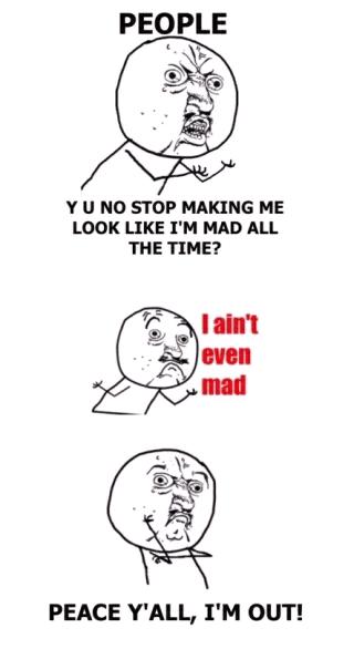 Y U No Love Me Meme By Hamood Memedroid