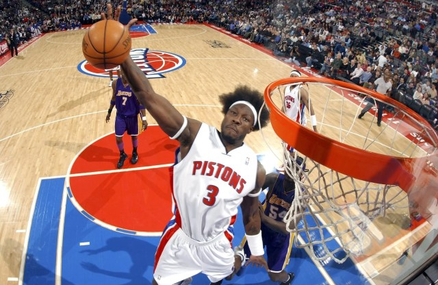 Image result for Los Angeles Lakers vs Detroit Pistons