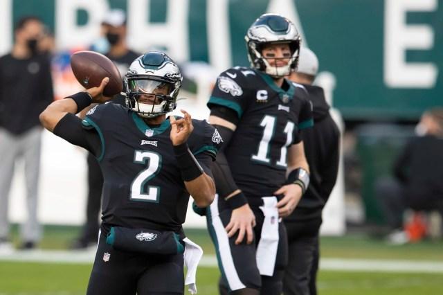 Eagles draft rumors