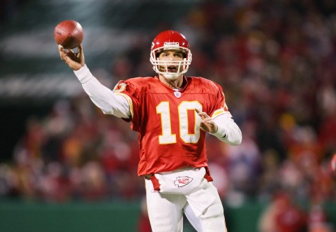 Kansas City Chiefs: Ranking every Chiefs starting quarterback ...