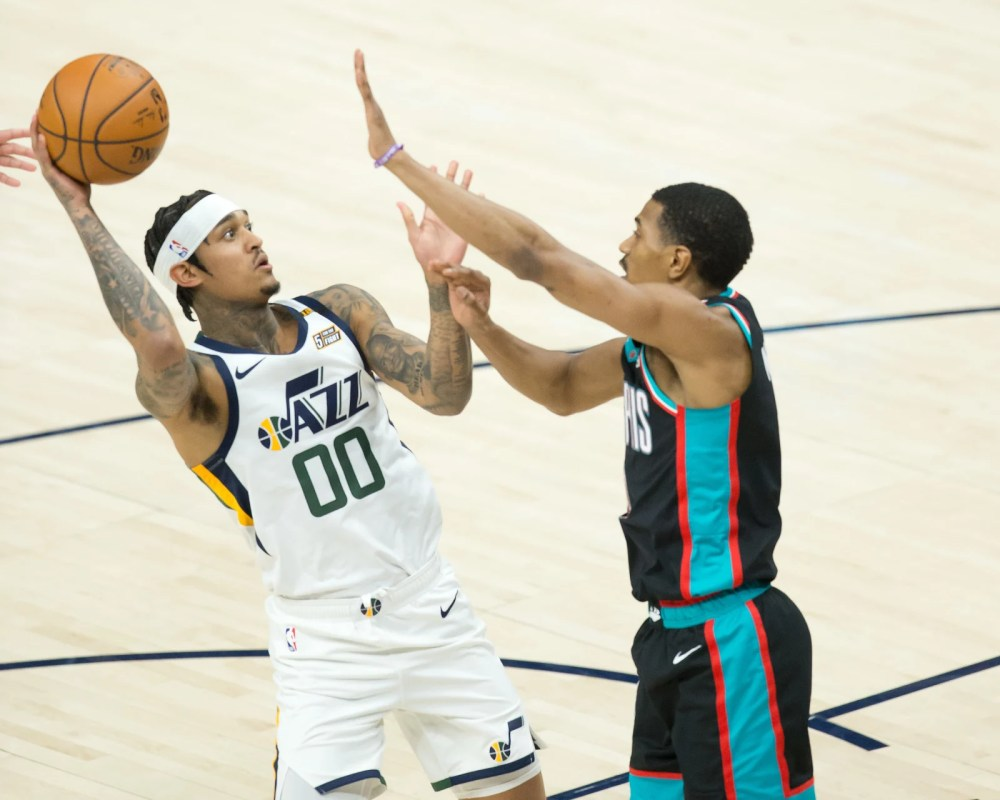 Contributor score predictions for Memphis Grizzlies back-to-back at Utah  Jazz