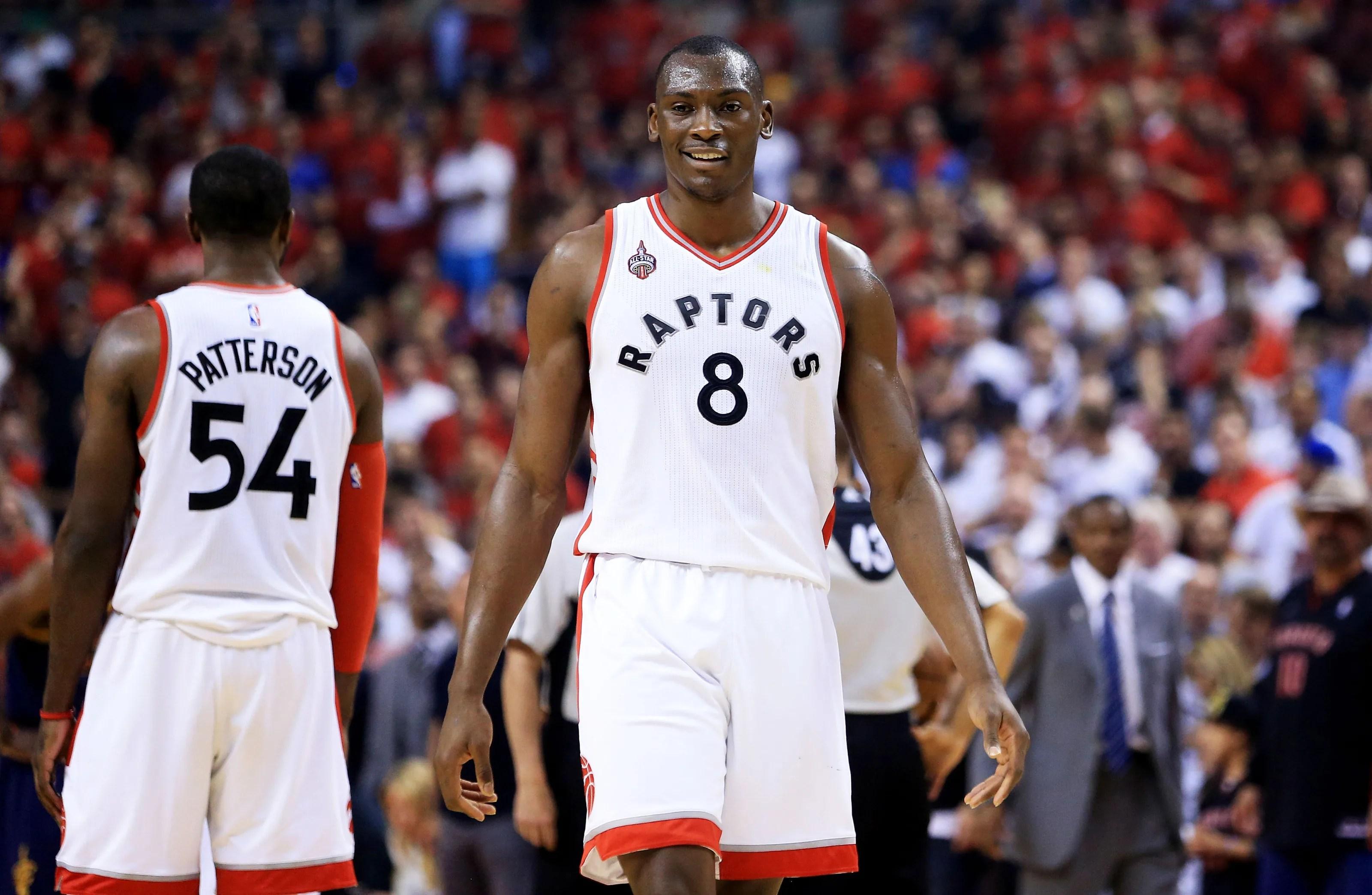 Bismack Biyombo, Toronto Raptors