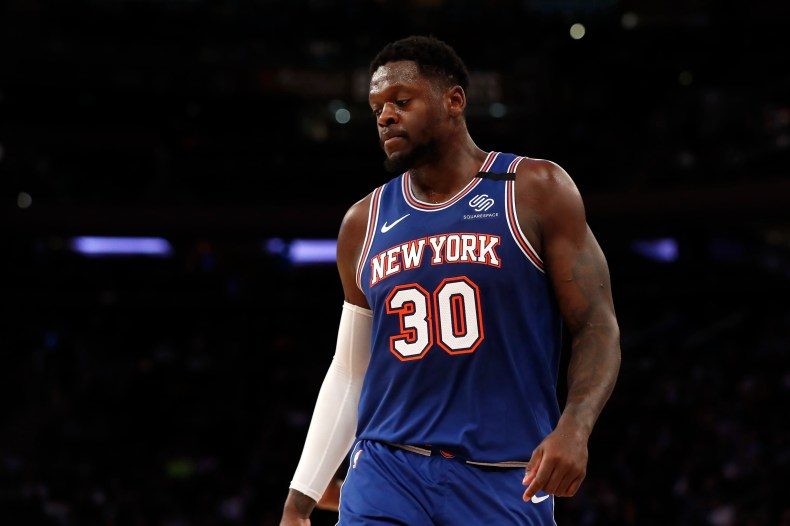 New York Knicks: 3 blockbuster trades involving Julius Randle