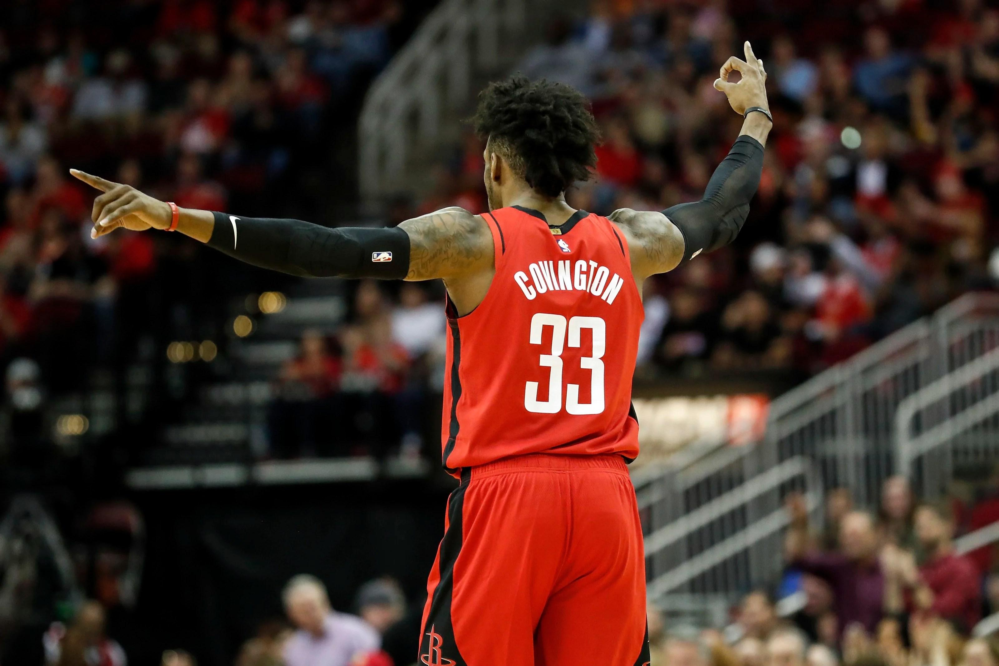 Milwaukee Bucks: 3 reasons for pursuing Robert Covington trade - Page 2
