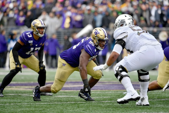 Oregon Ducks, Washington Huskies