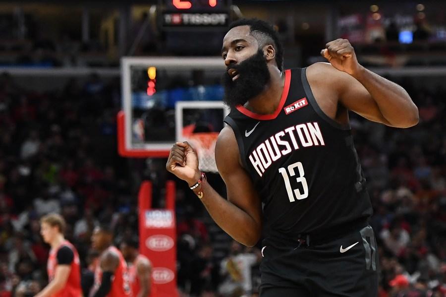 Houston Rockets: Crazy stats from James Harden's historic ...