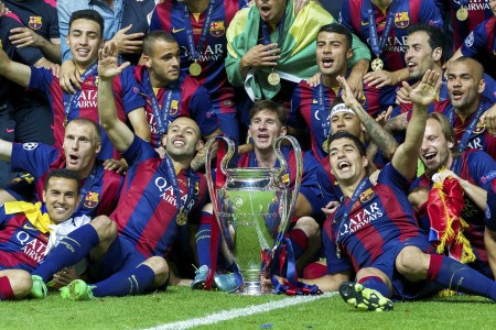 Barcelona's Greatest Players Of All Time Have Been Ranked By Fans