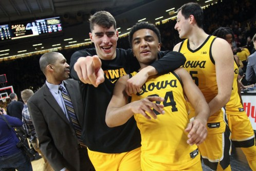 Iowa Basketball: Why Luka Garza should win National Player of the Year