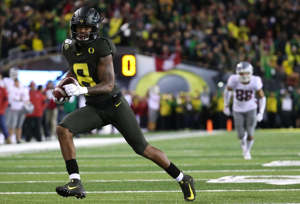 2021 NFL Draft: Oregon S Jevon Holland a tough projection to next level