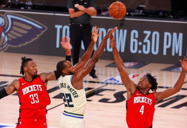 Milwaukee Bucks vs Houston Rockets NBA Odds and Predictions