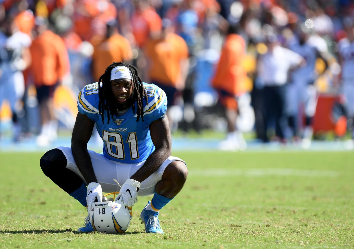 Los Angeles Chargers: Mike Williams and the six best WR2s in football -  Page 3