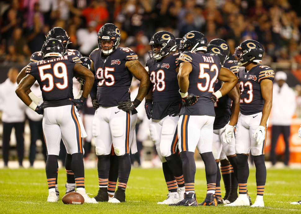 Chicago Bears: 3 reasons the 2020 defense could surpass 2018's version