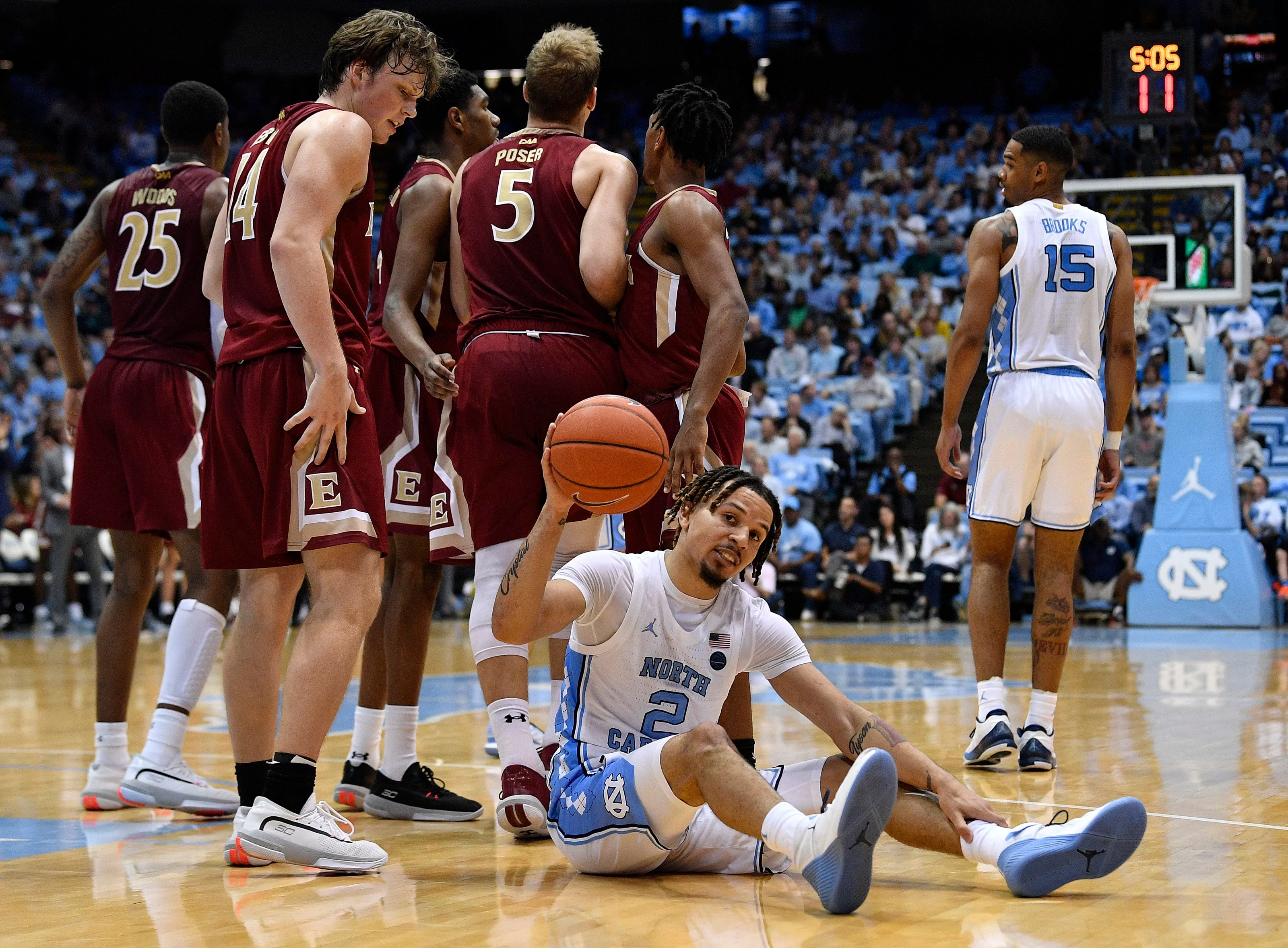 Ncaa Basketball Major Flaws For Unc Virginia Amp More